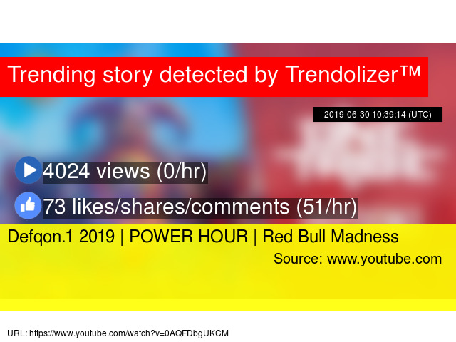 Defqon 1 2019 | POWER HOUR | Red Bull Madness